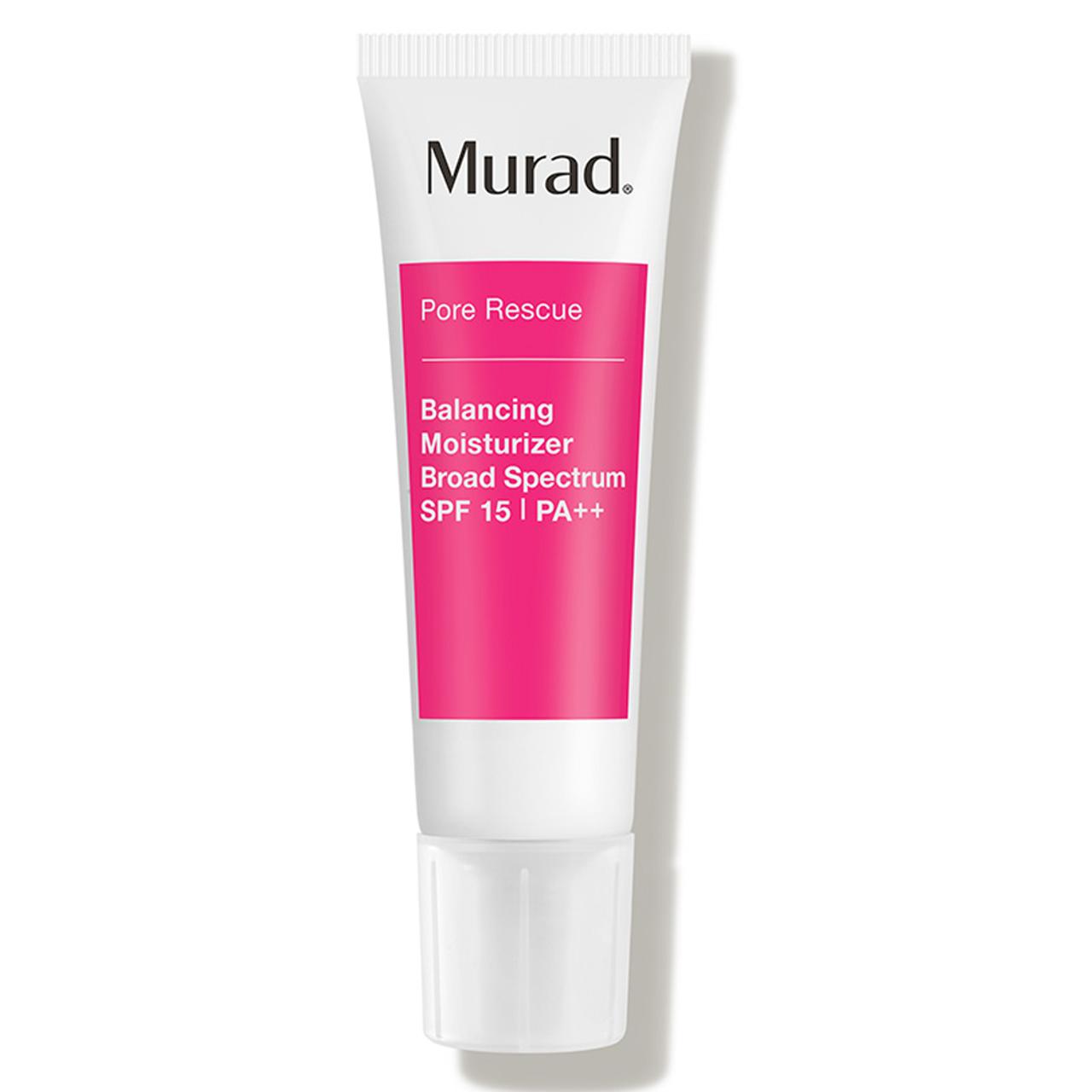 Murad Pore Rescue Balancing Moisturizer Broad Spectrum SPF 15 PA++ BeautifiedYou.com