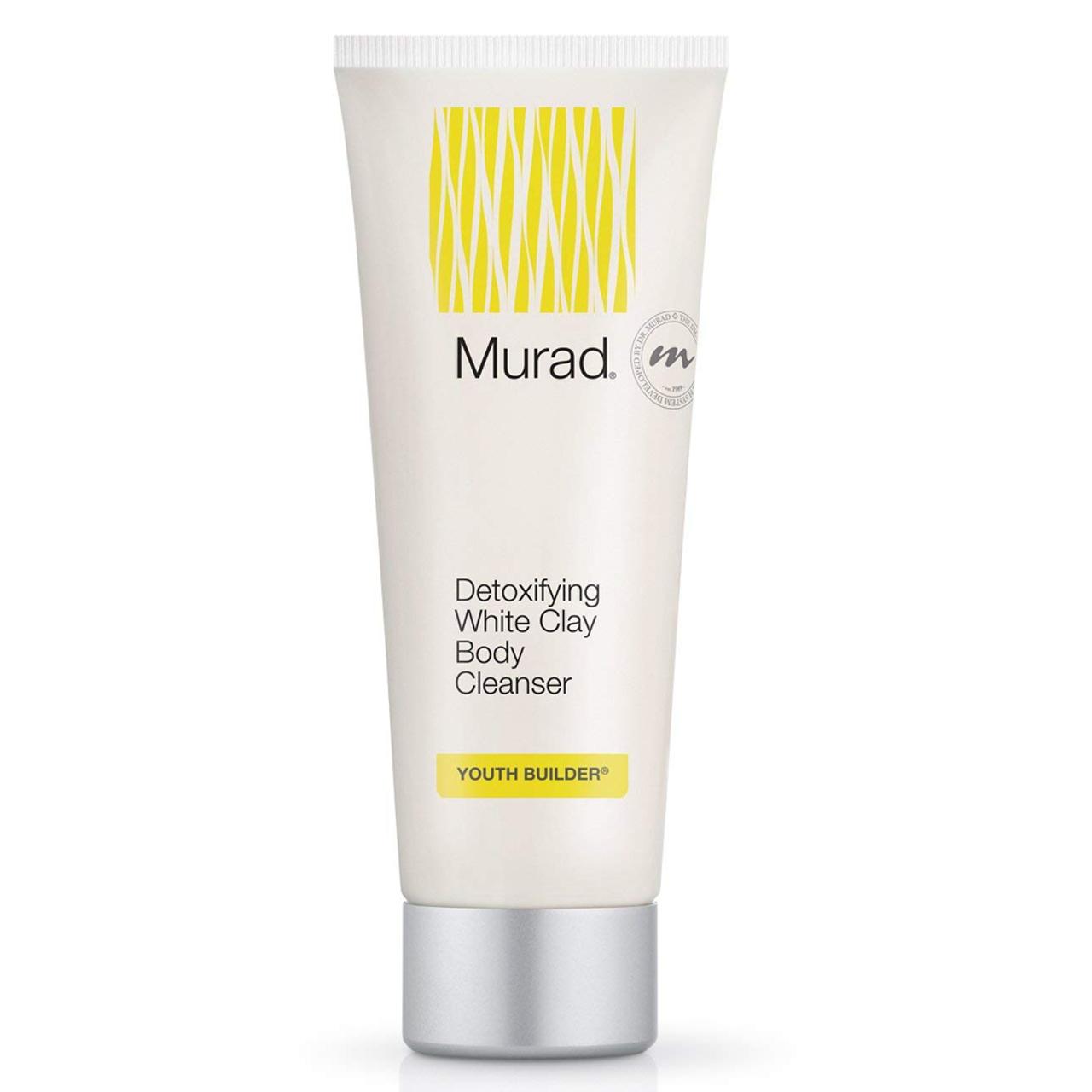 Murad Detoxifying White Clay Body Cleanser (discontinued) BeautifiedYou.com
