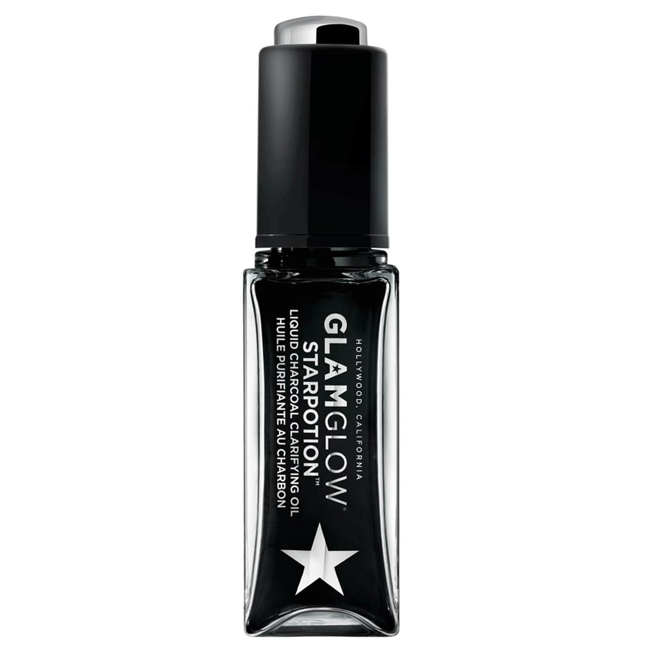 GlamGlow Starpotion Liquid Charcoal Clarifying Oil