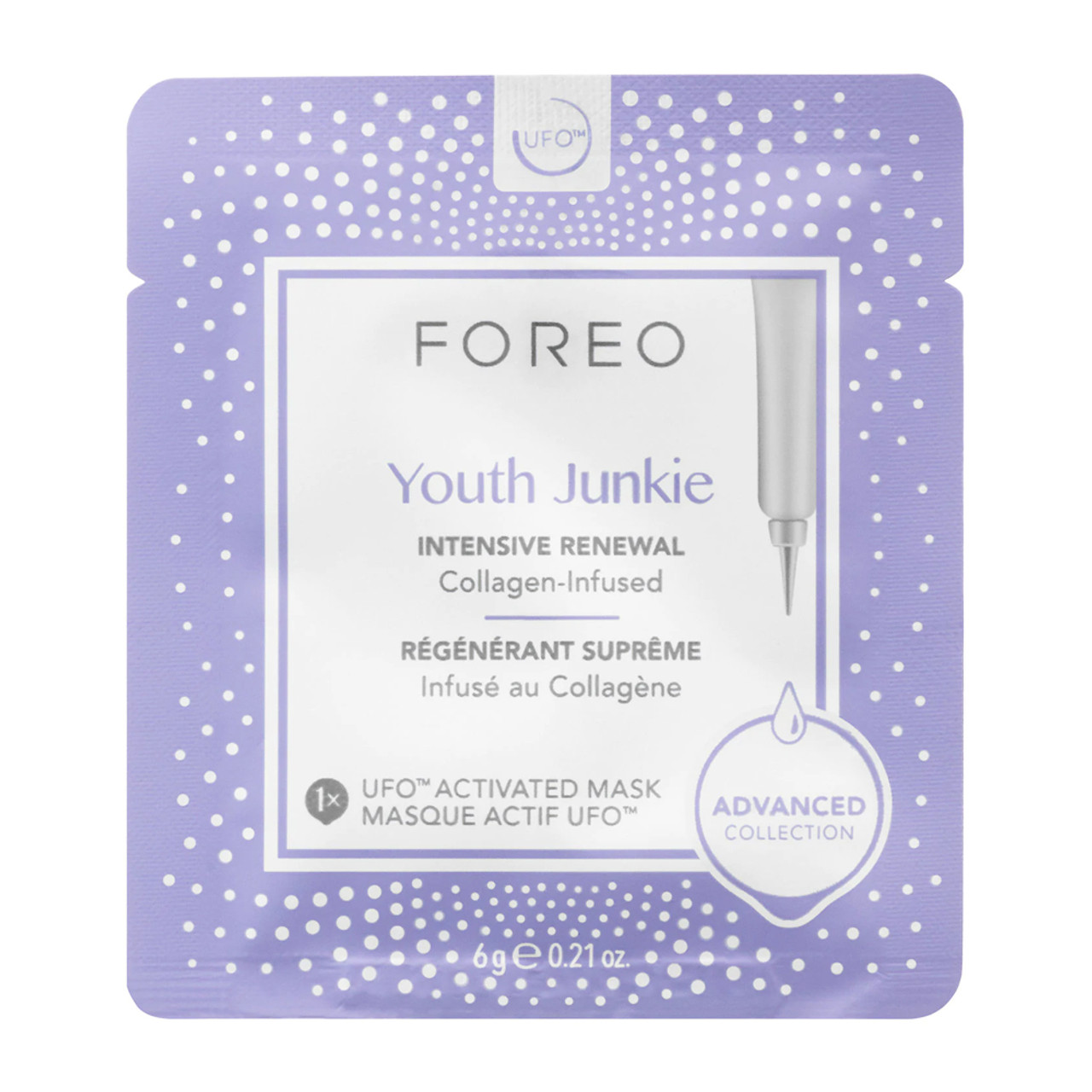 Foreo UFO Activated Masks - Youth Junkie (6-Pk)