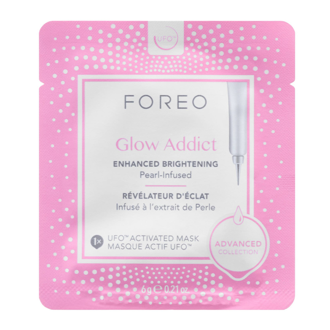 Foreo UFO Activated Masks - Glow Addict (6-Pk)