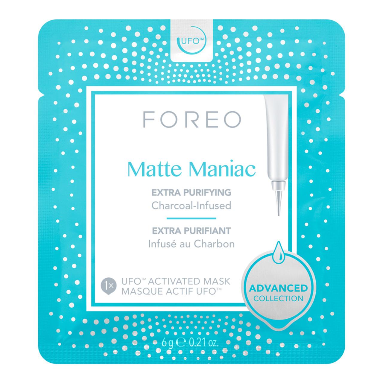 Foreo UFO Activated Masks - Matte Maniac (6-Pk)