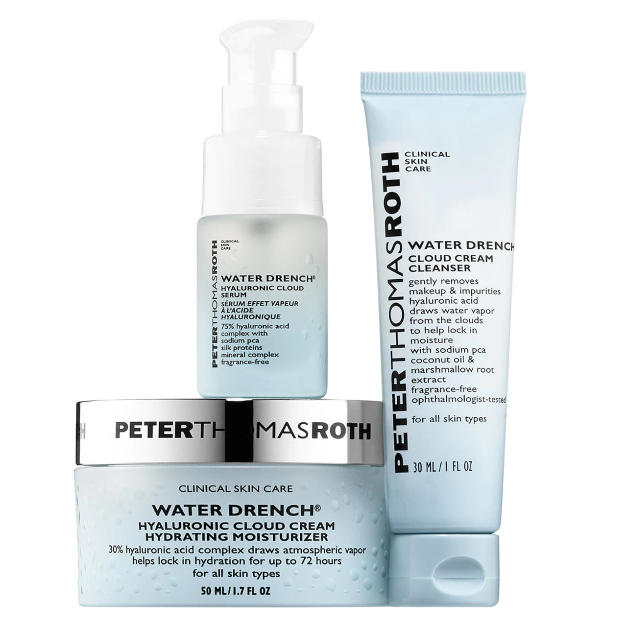 Peter Thomas Roth Get Drenched!