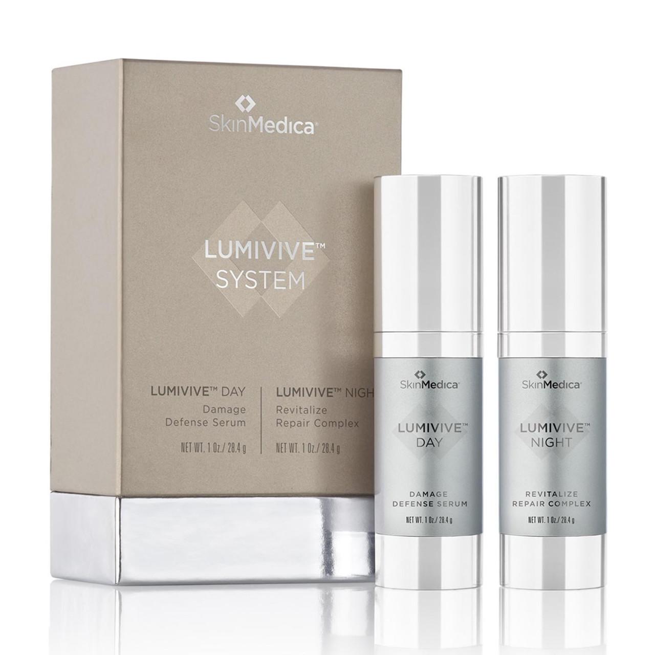 SkinMedica Lumivive System BeautifiedYou.com