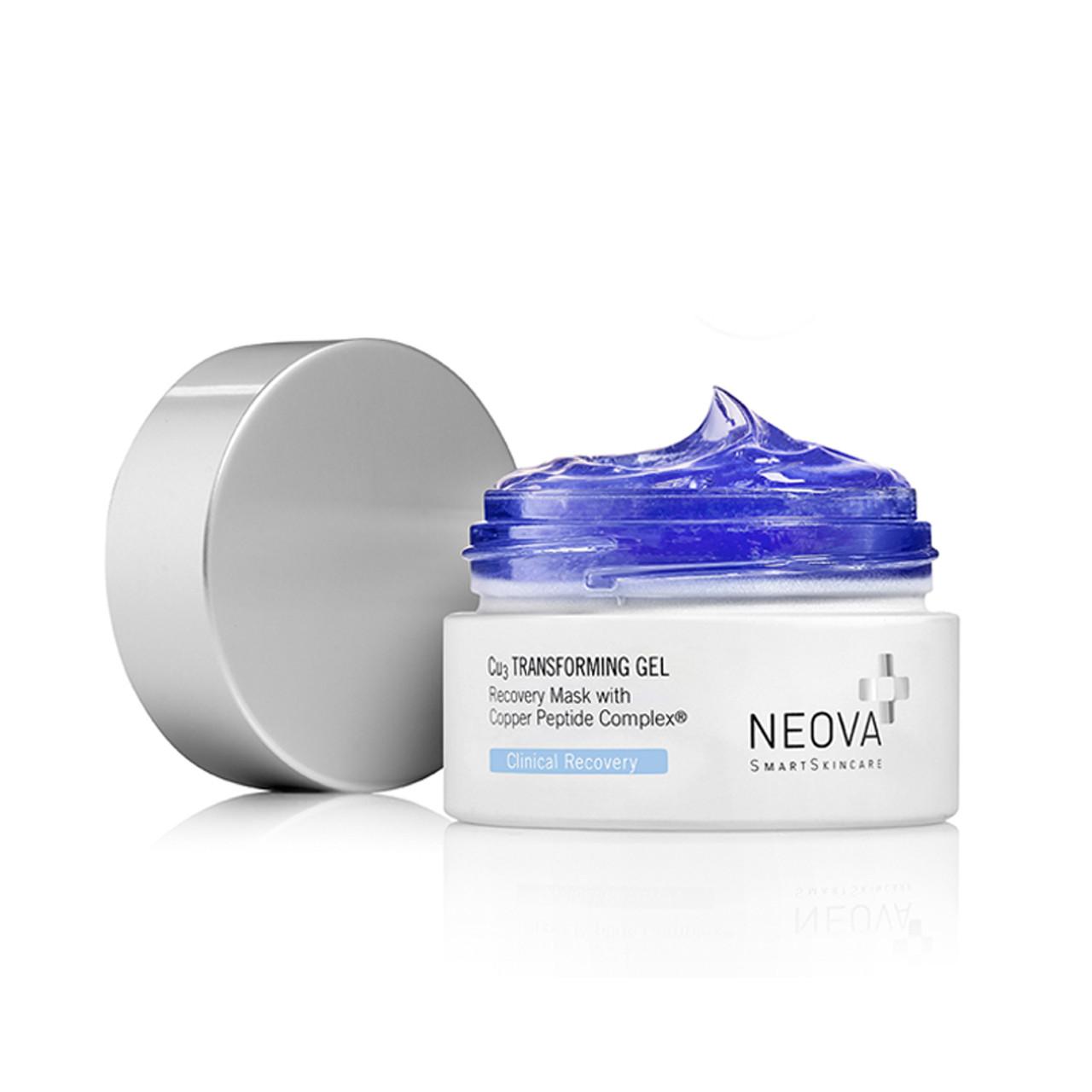 Neova Cu3 Transforming Gel Recovery Mask BeautifiedYou.com