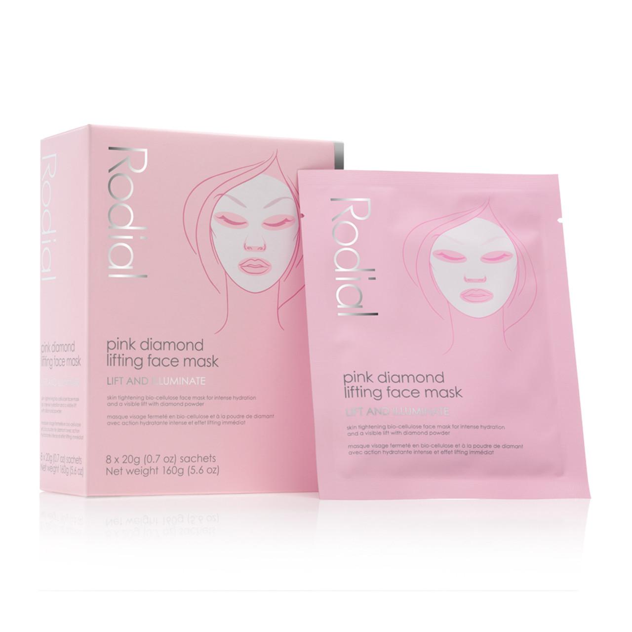Rodial Pink Diamond Mask
