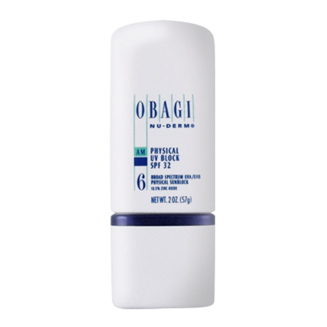 Obagi Nu-Derm Physical UV Block SPF 32 BeautifiedYou.com