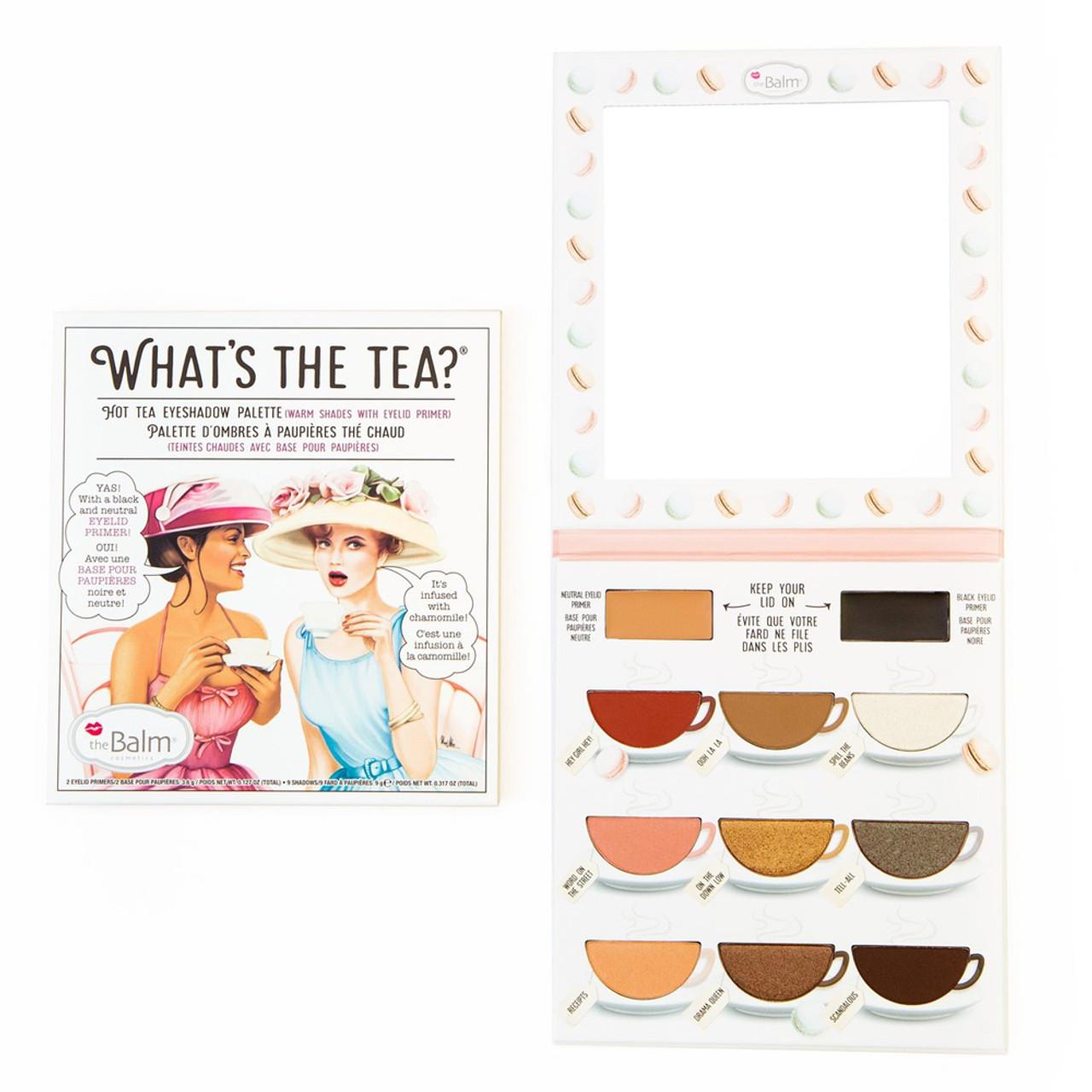 theBalm What's The Tea?® Hot Tea