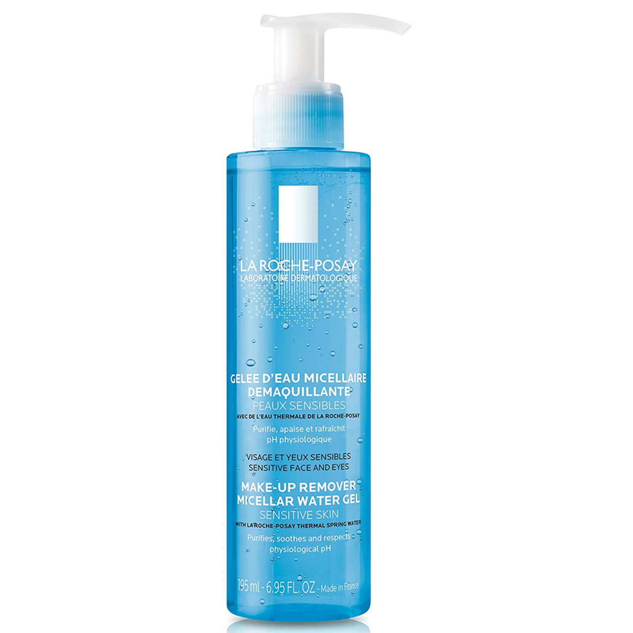 La Roche Posay Makeup Remover and Cleansing Micellar Water Gel