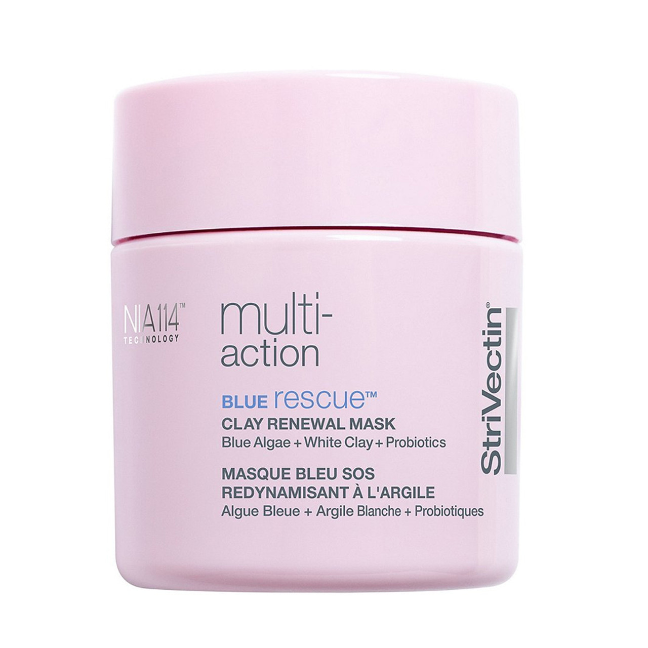 StriVectin Multi-Action Blue Rescue Clay Renewal Mask BeautifiedYou.com