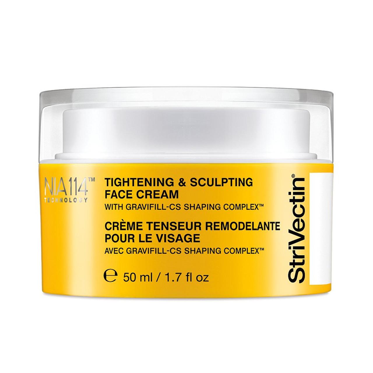 StriVectin Tightening & Sculpting Face Cream BeautifiedYou.com