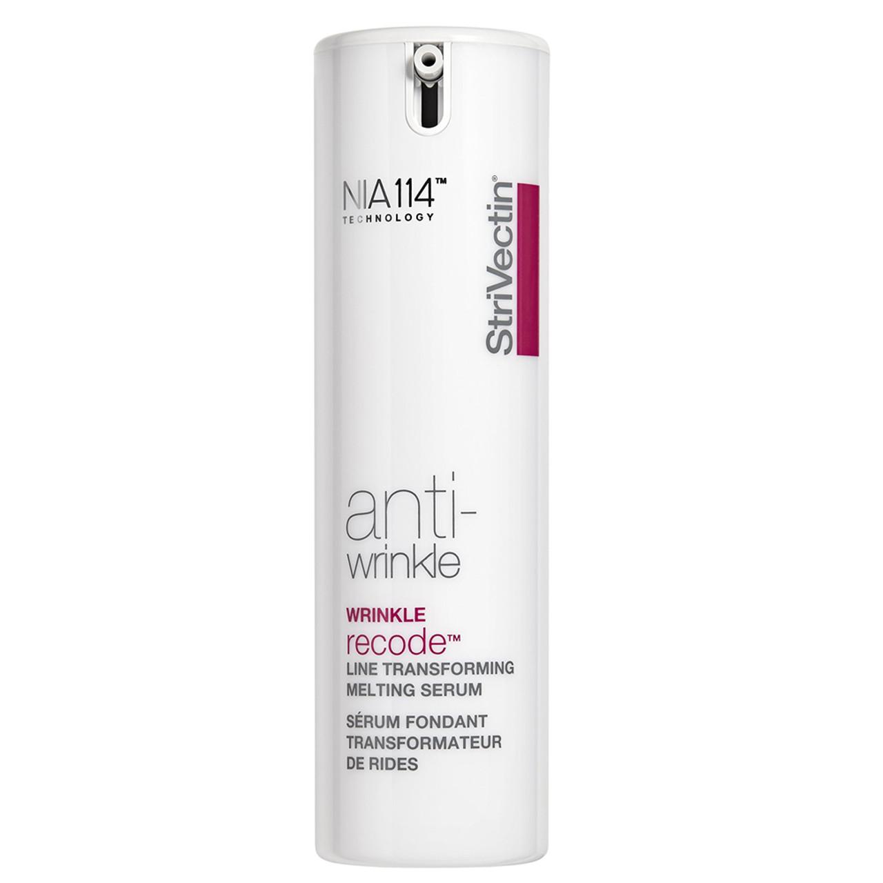 StriVectin Wrinkle Recode Line Transforming Melting Serum BeautifiedYou.com