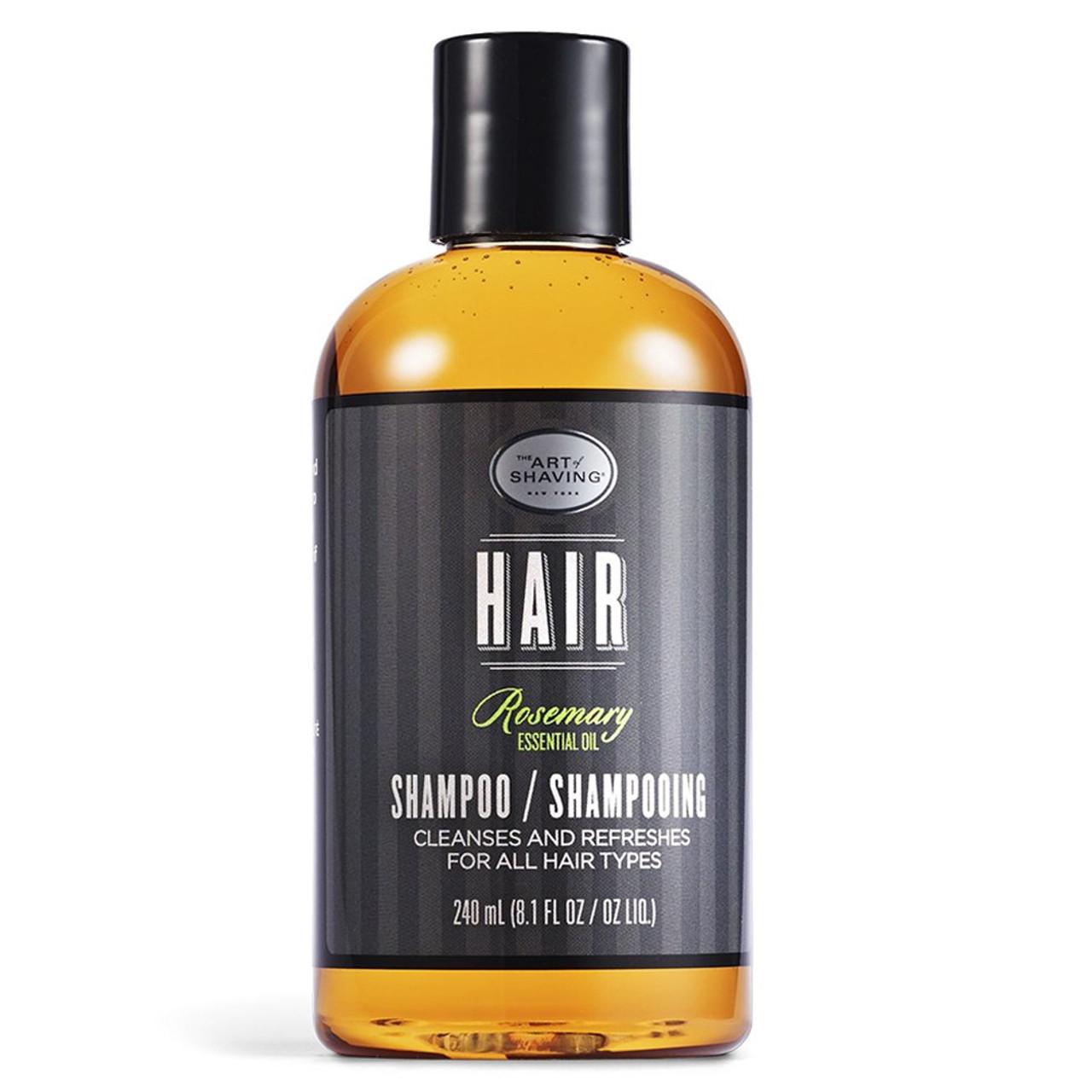 The Art of Shaving Shampoo - Rosemary BeautifiedYou.com