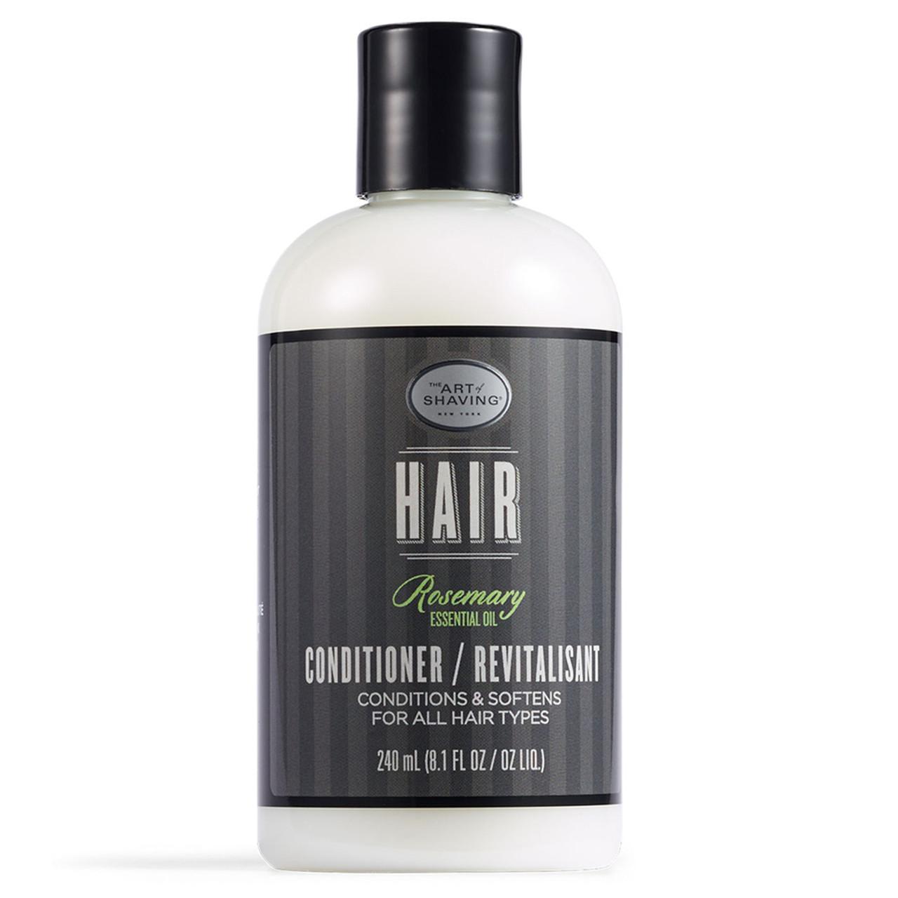 The Art of Shaving Conditioner - Rosemary BeautifiedYou.com