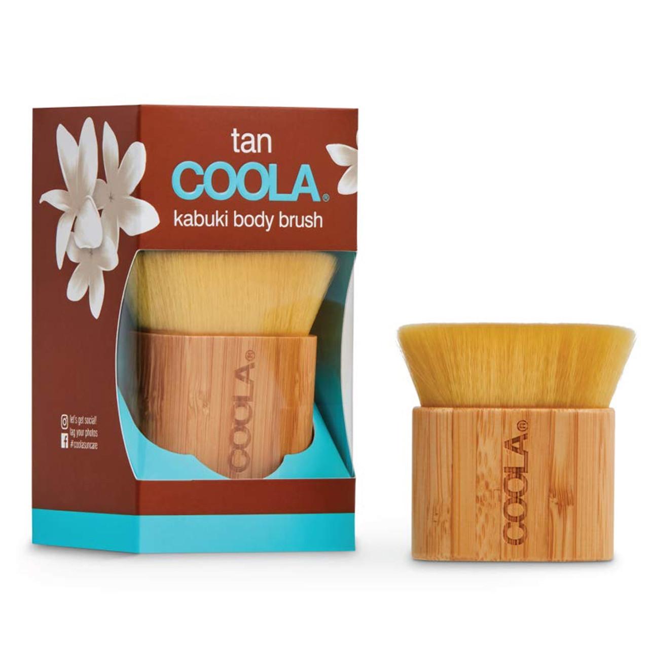 Coola Sunless Tan Kabuki Body Brush BeautifiedYou.com