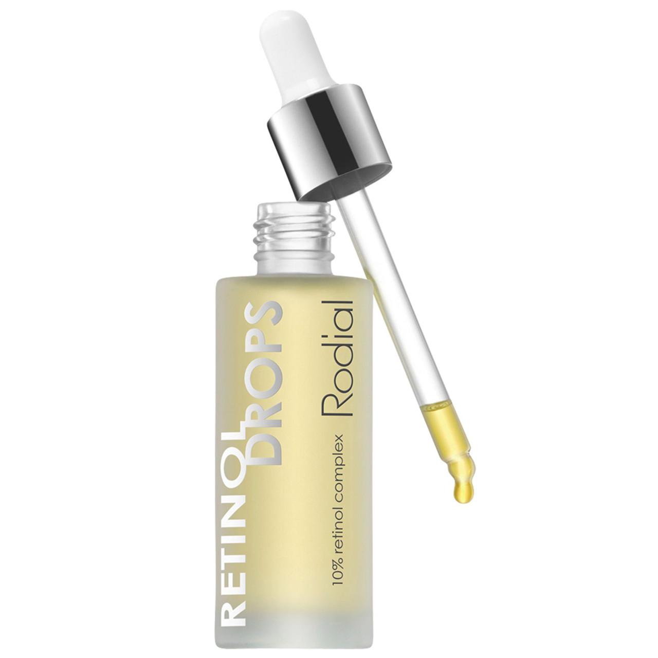 Rodial Retinol 10% Booster Drops BeautifiedYou.com
