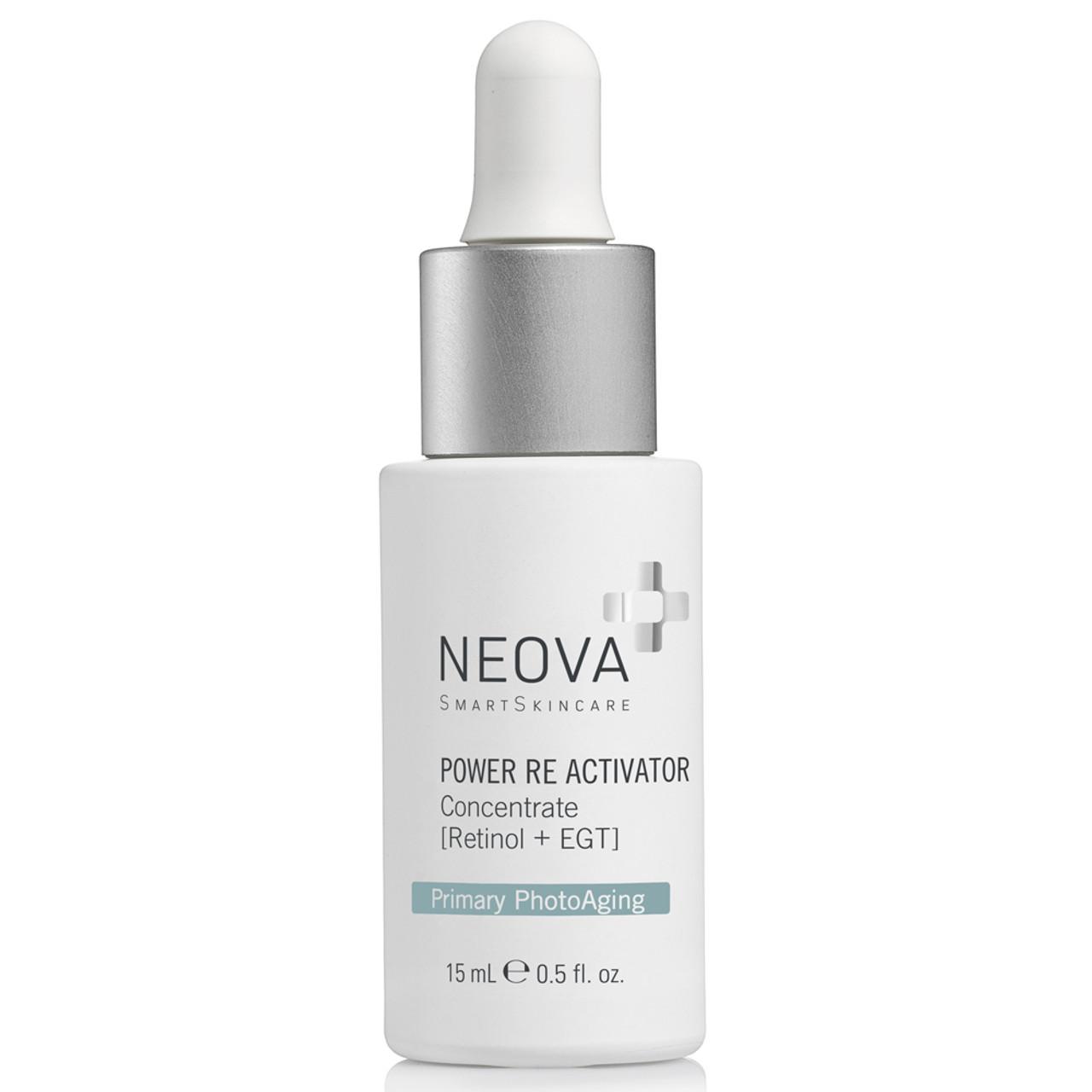 Neova Power Re-Activator Concentrate [Retinol+EGT] BeautifiedYou.com