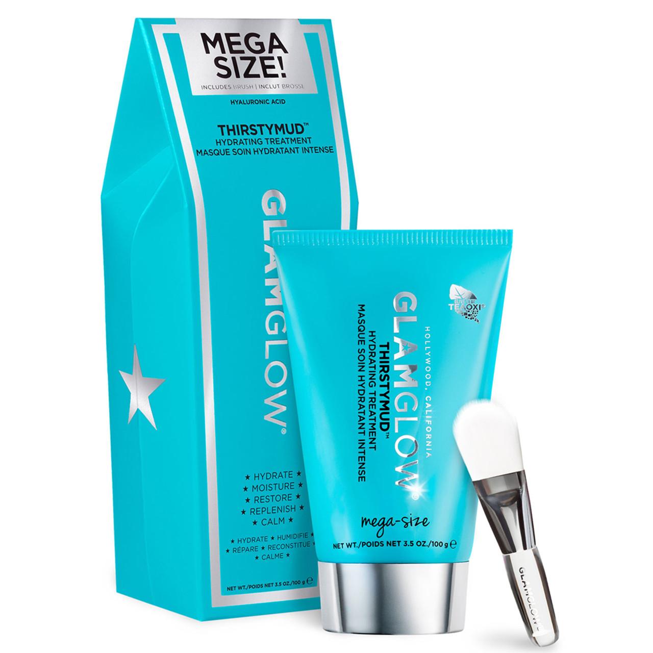 GlamGlow ThirstyMud Hydrating Treatment MEGA SIZE