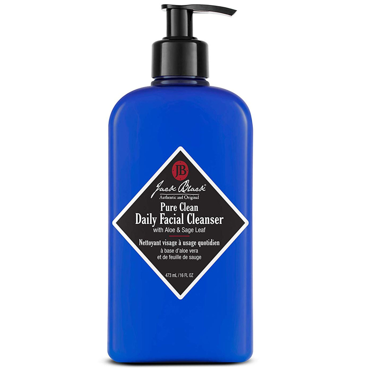 Jack Black Pure Clean Daily Facial Cleanser 6.0 oz