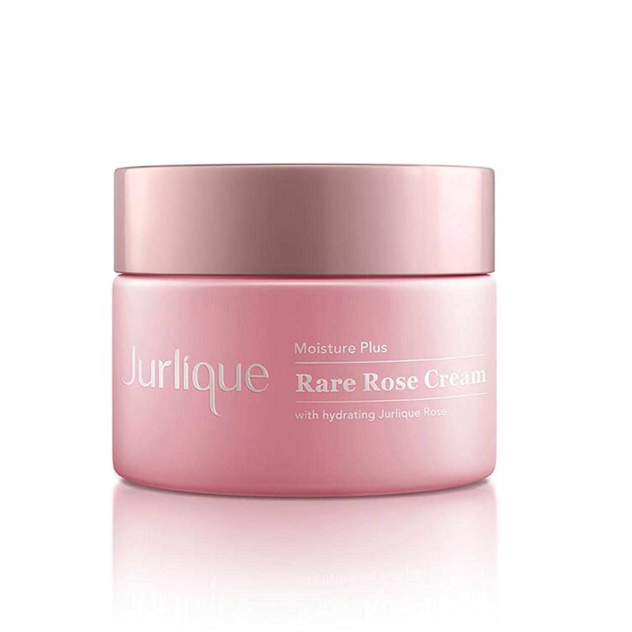 Jurlique Moisture Plus Rare Rose Cream BeautifiedYou.com