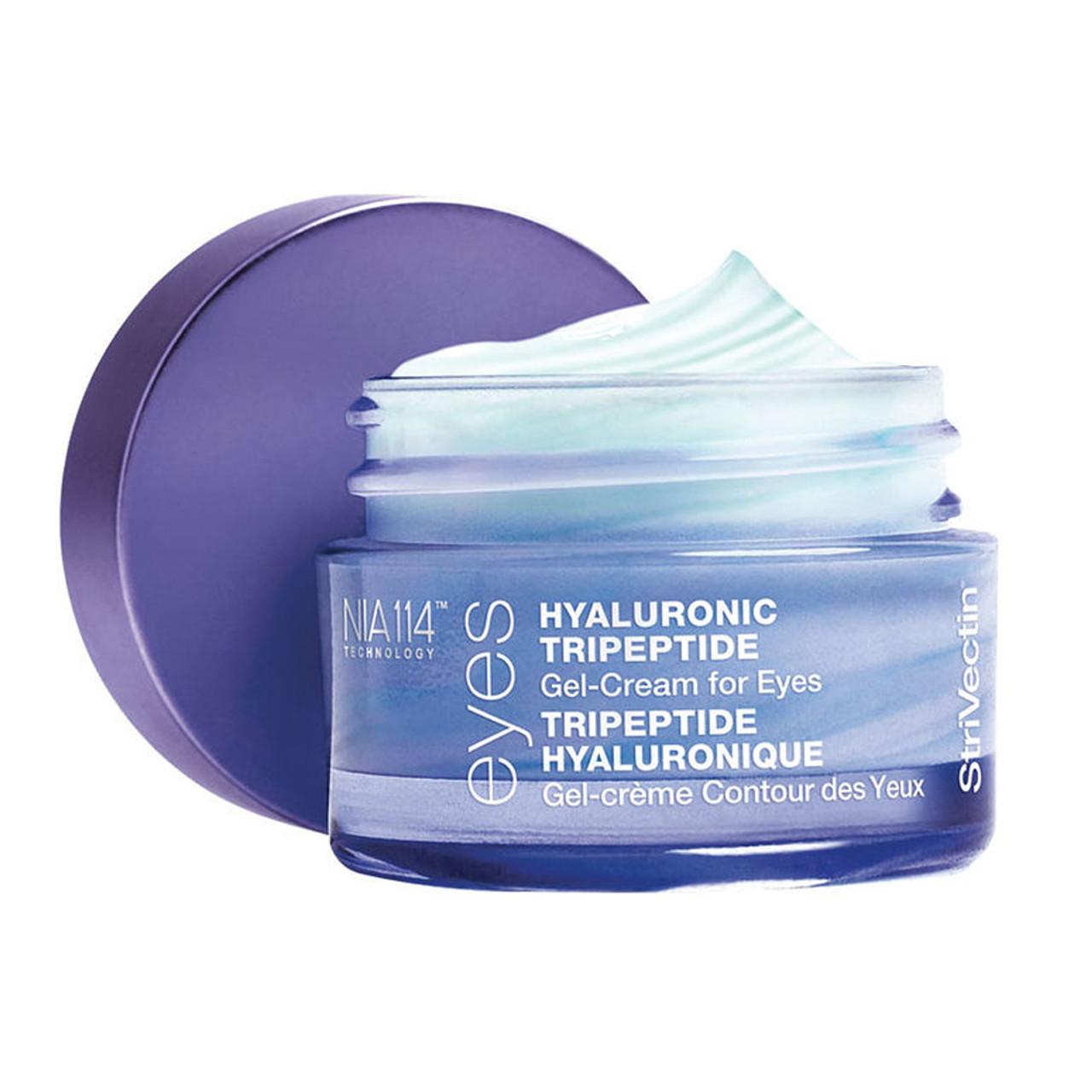 StriVectin Hyaluronic Tripeptide Gel-Cream for Eyes BeautifiedYou.com