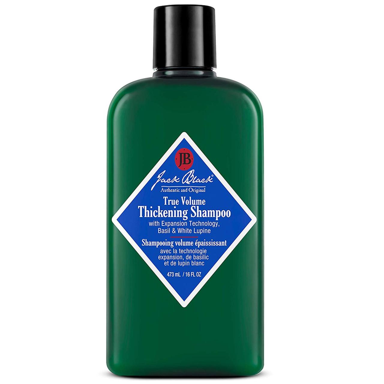 Jack Black True Volume Thickening Shampoo BeautifiedYou.com