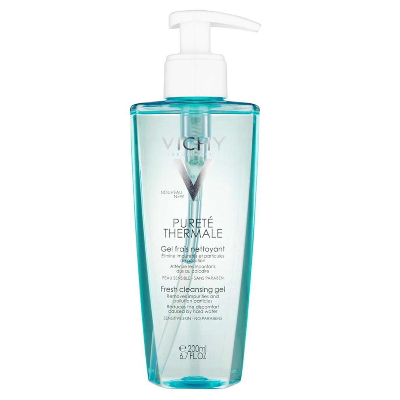 Vichy Purete Thermale Fresh Cleansing Gel BeautifiedYou.com