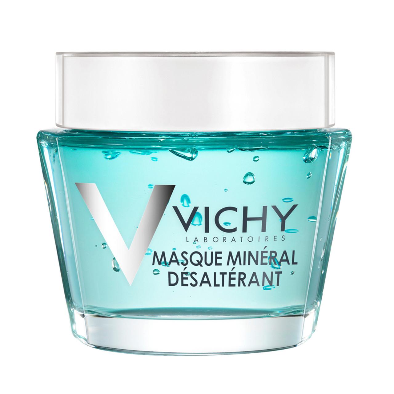 Vichy Quenching Mineral Mask BeautifiedYou.com
