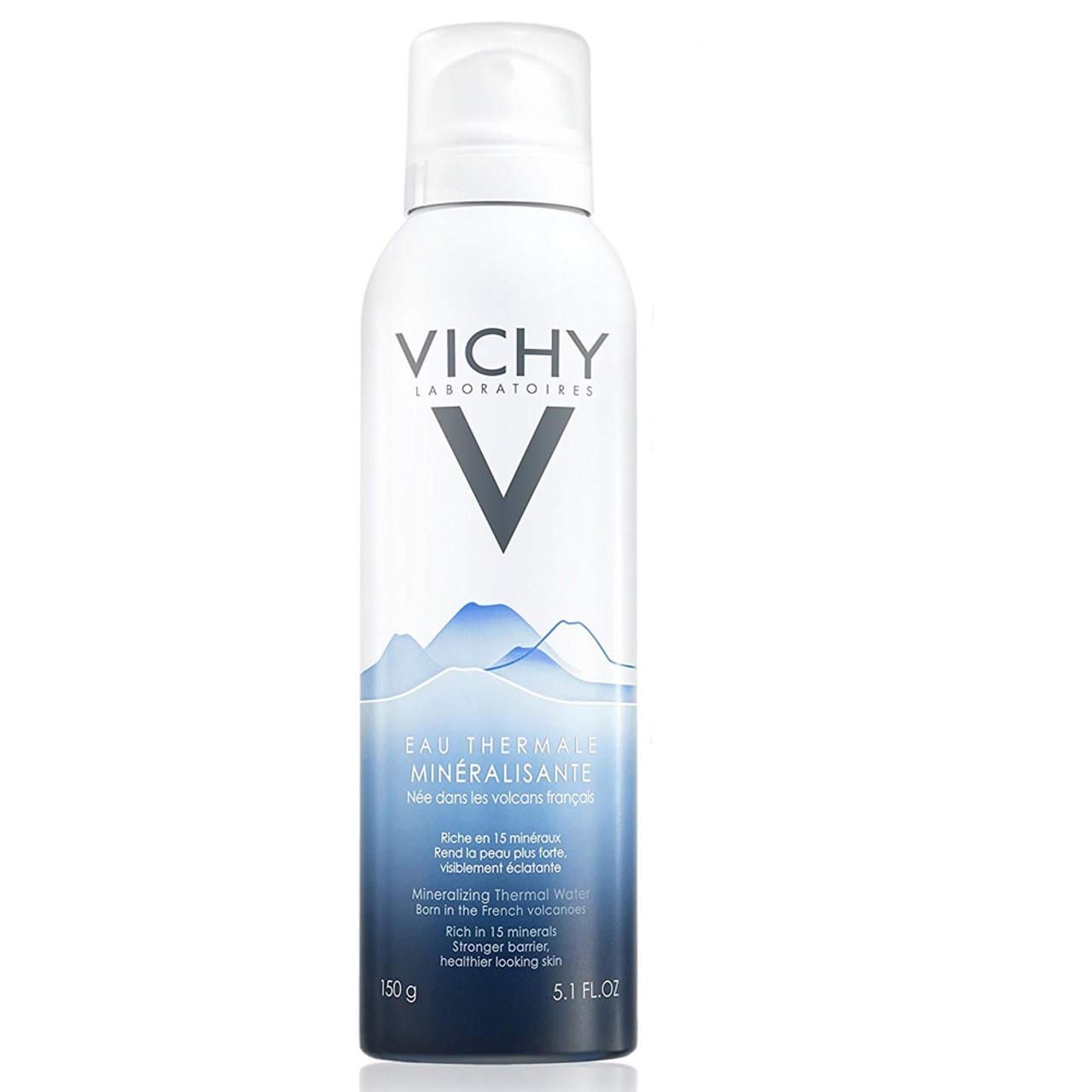 Vichy Mineralizing Thermal Water BeautifiedYou.com