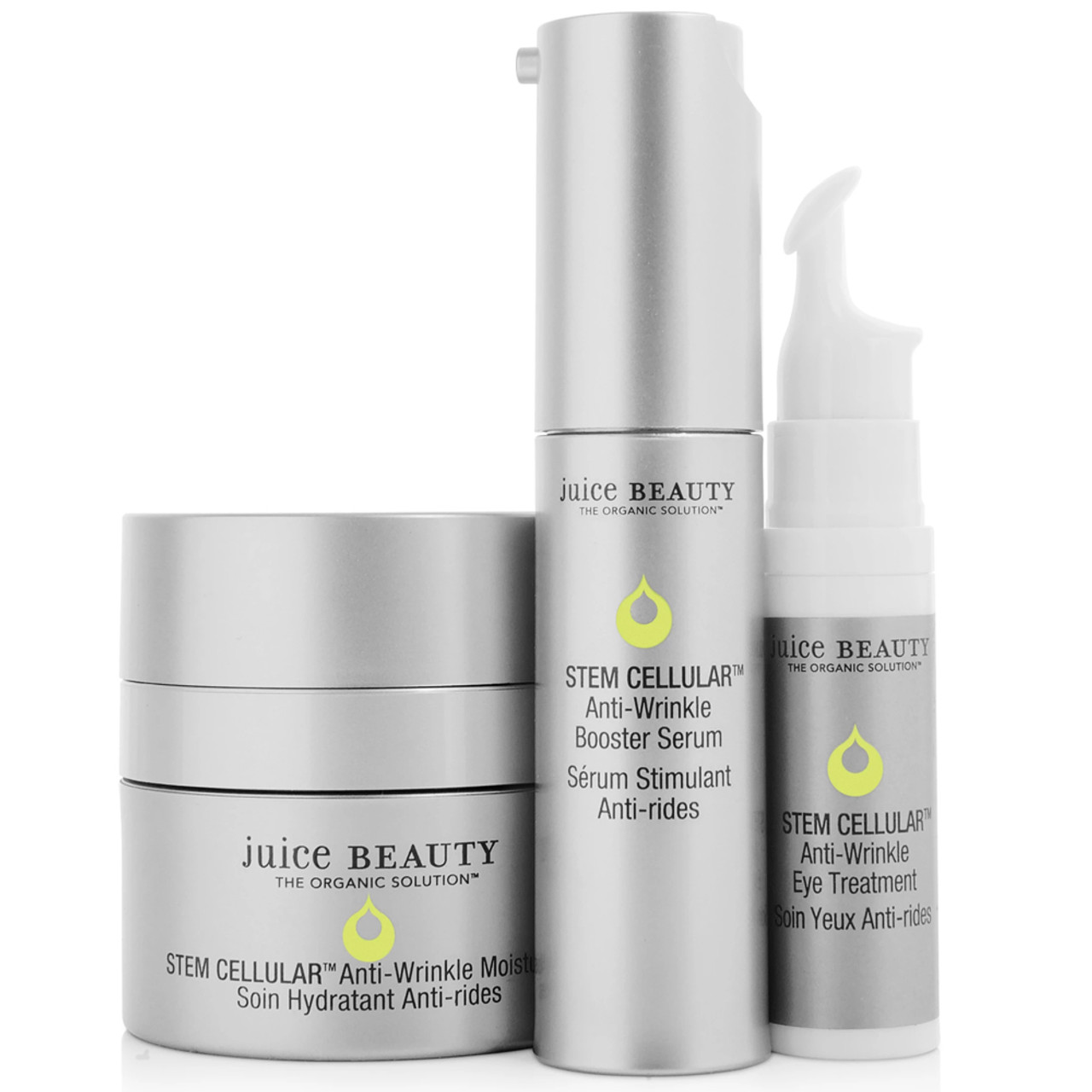 Juice Beauty SC Anti-Wrinkle Solutions Kit
