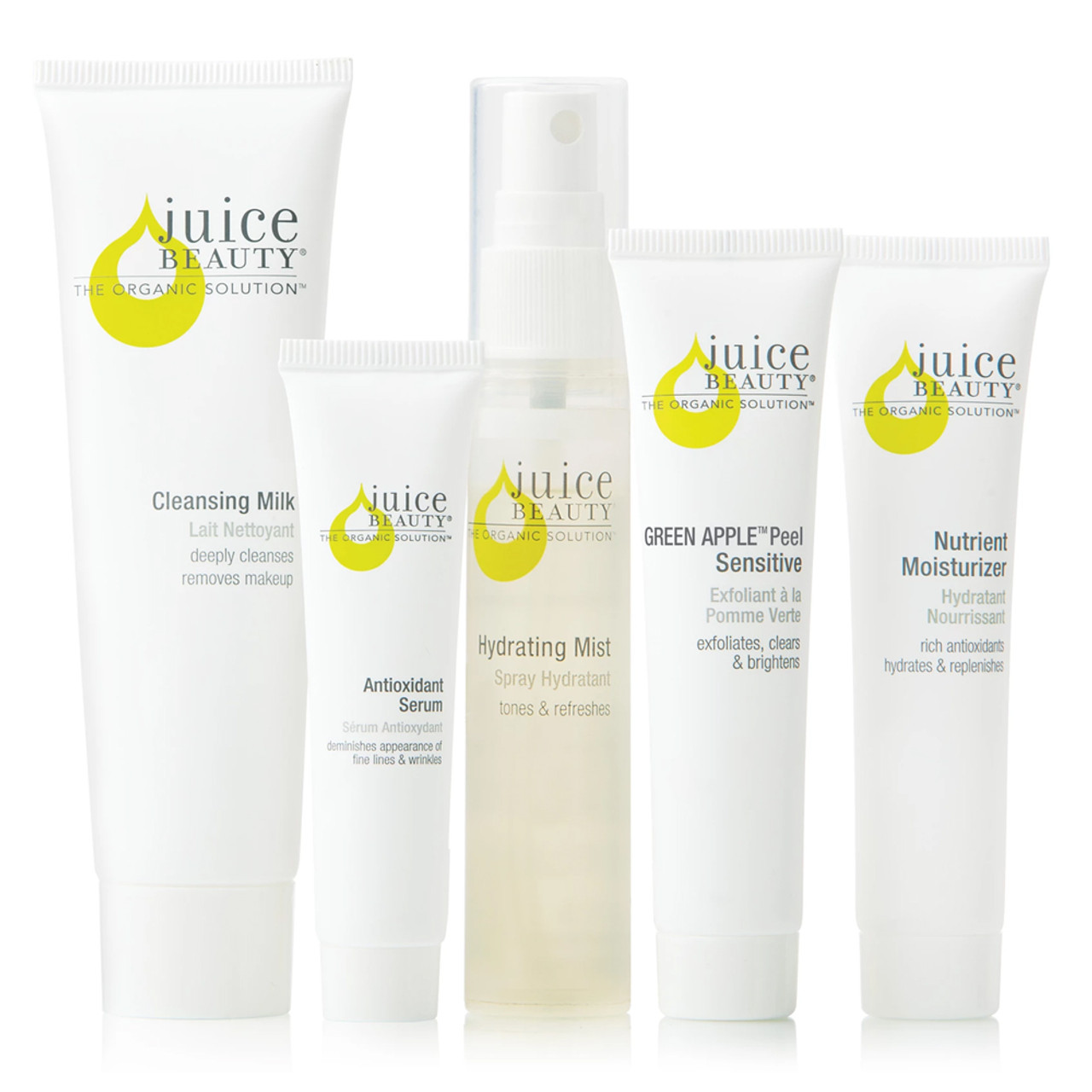 Juice Beauty Daily Essentials Daily Hydrating Solutions