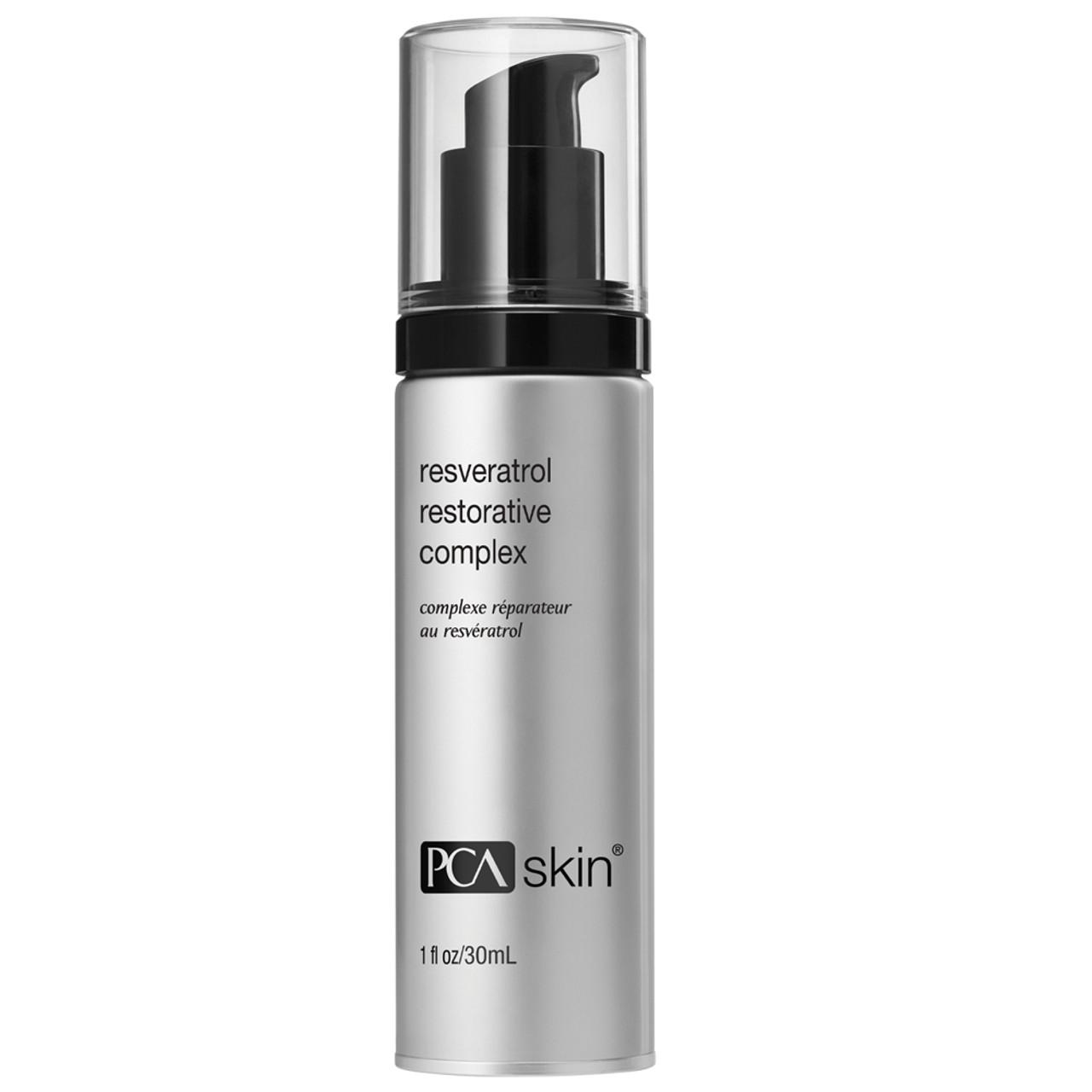 PCA Skin Resveratrol Restorative Complex BeautifiedYou.com