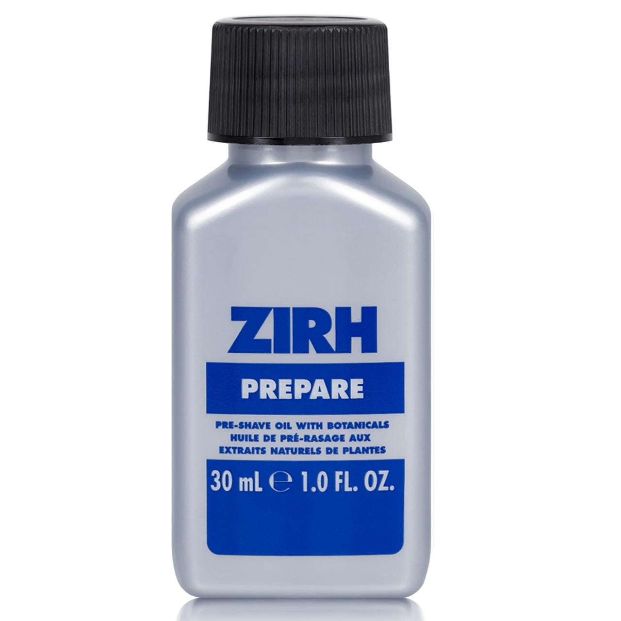 ZIRH Prepare Botanical Pre-Shave Oil