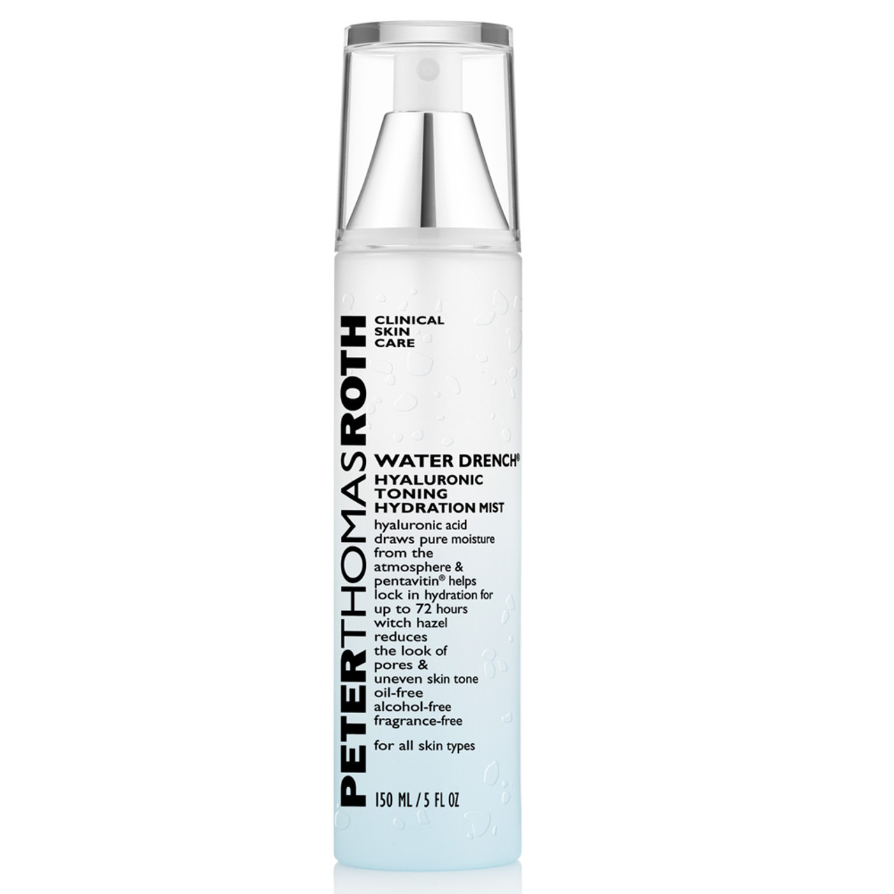 Peter Thomas Roth Water Drench Hyaluronic Cloud Hydrating Toner Mist BeautifiedYou.com
