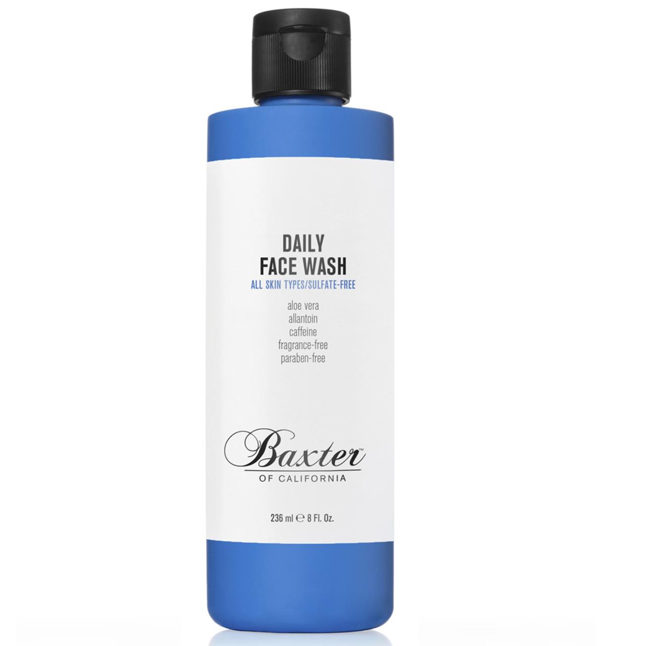 Baxter of California Daily Face Wash BeautifiedYou.com