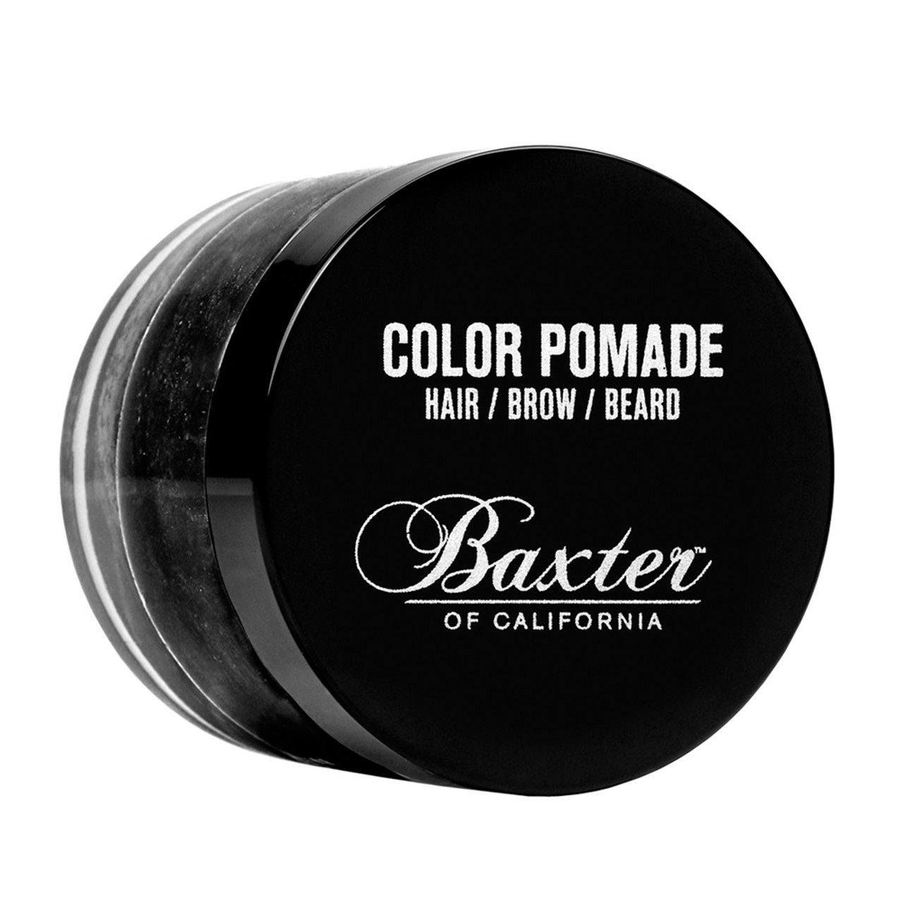 Baxter of California Color Pomade- Black