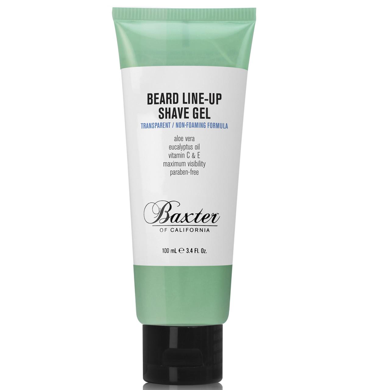 Baxter of California Beard Line-Up Shave Gel