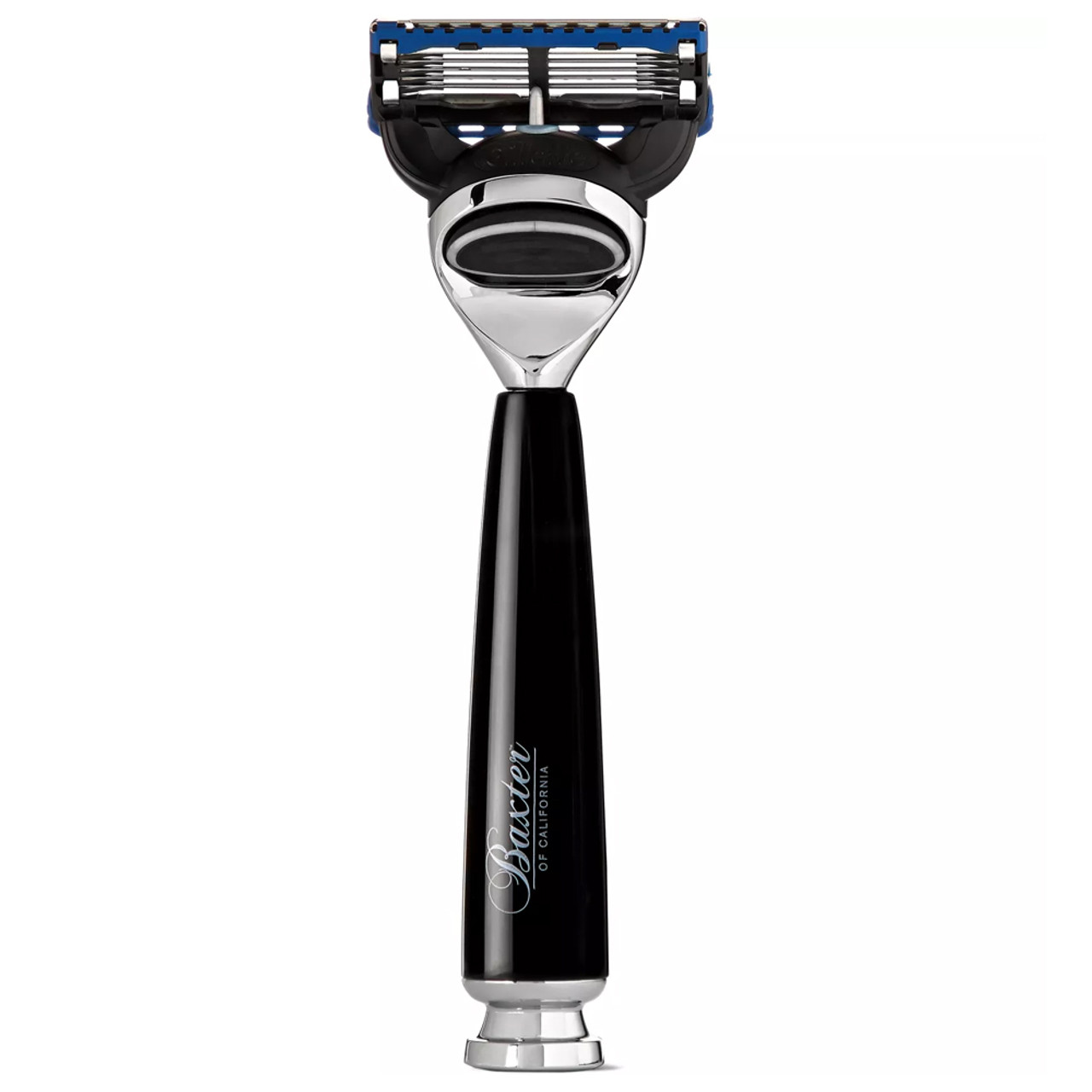 Baxter of California Black 5 Blade Cartridge Razor