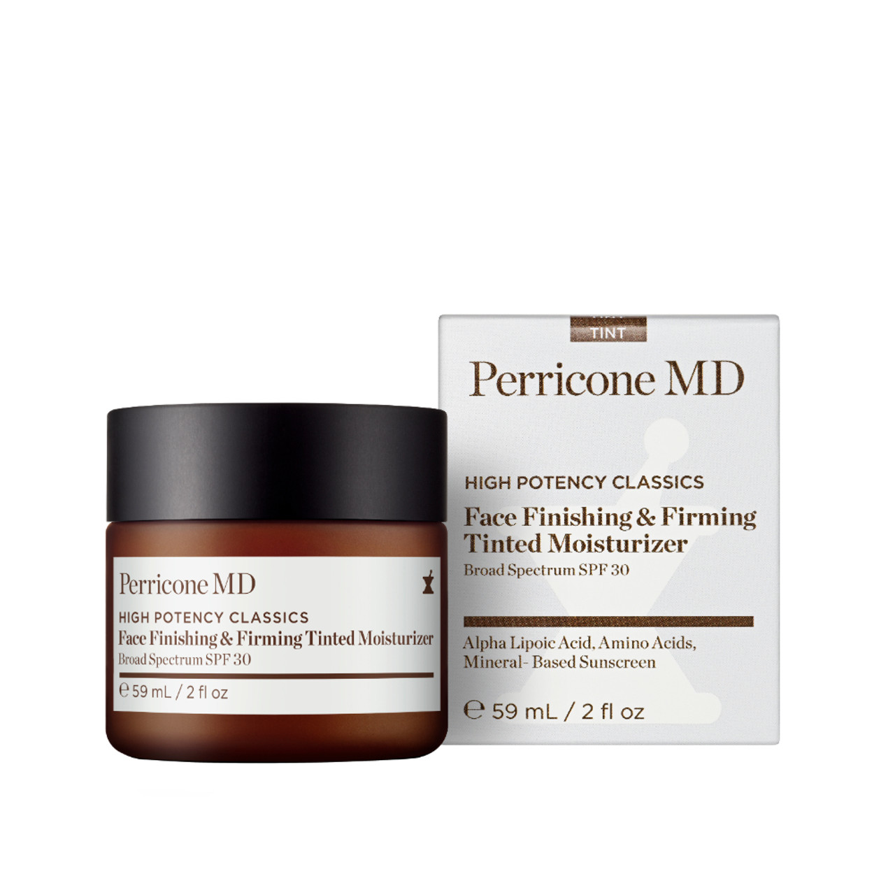 Perricone MD Face Finishing & Firming Moisturizer Tinted SPF 30 - No Cap