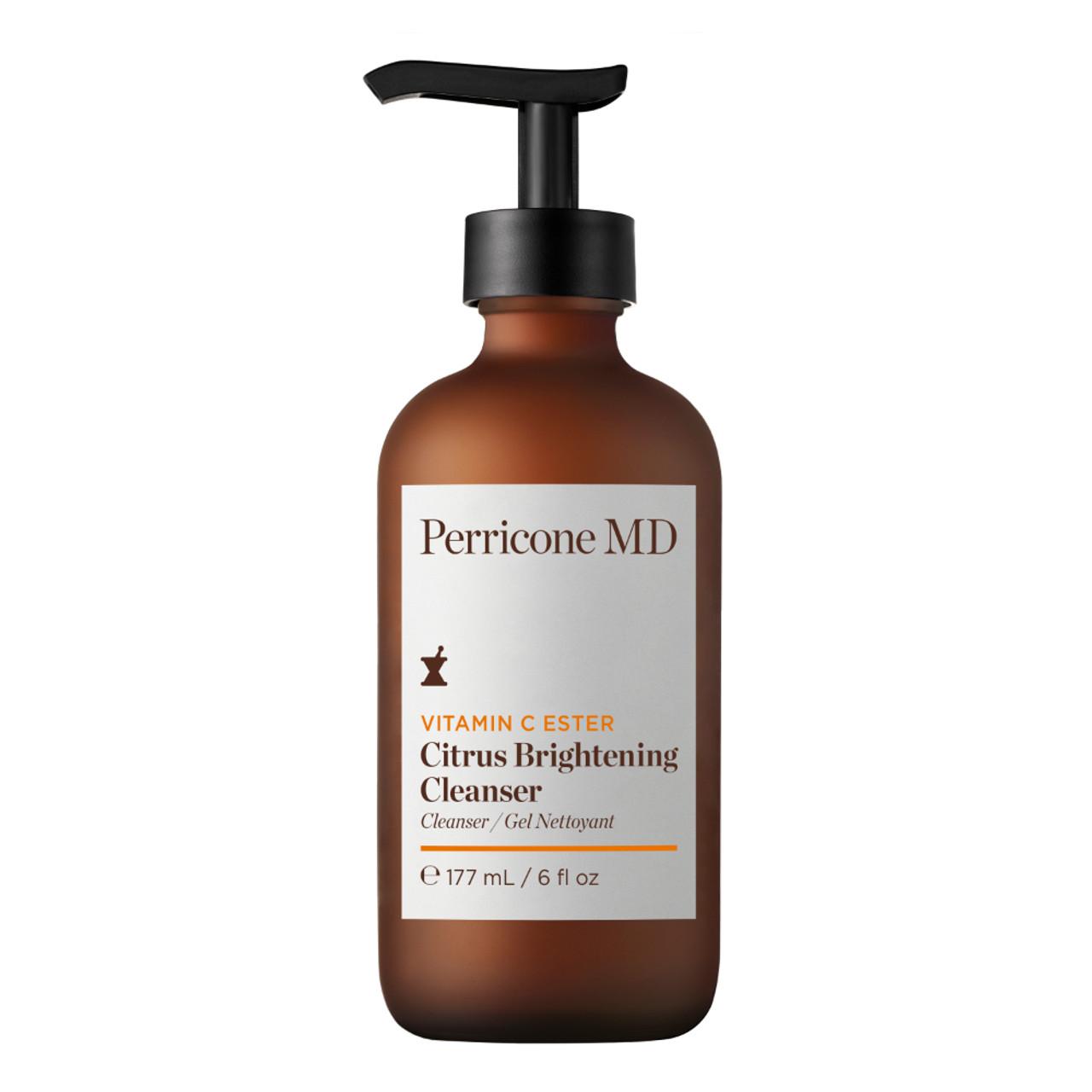 Perricone MD Vitamin C Ester Citrus Brightening Facial Cleanser