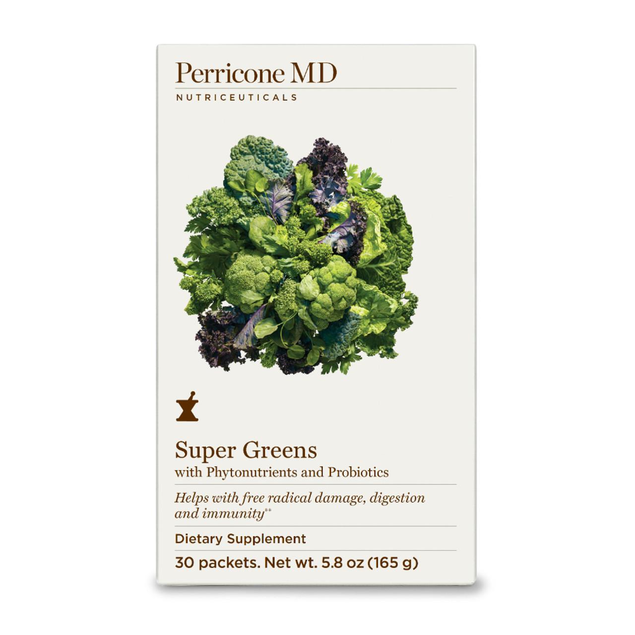 Perricone MD Super Greens BeautifiedYou.com