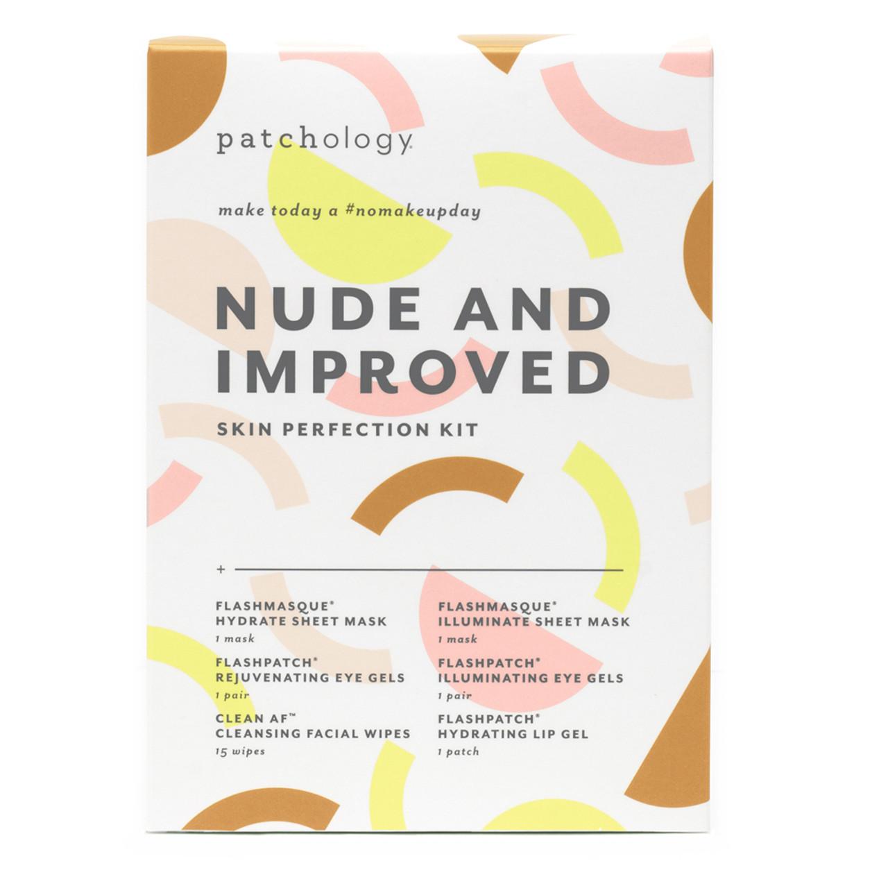 Patchology Nude & Improved Kit