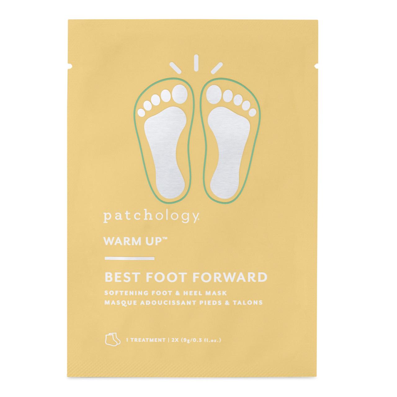Patchology Best Foot Forward - Softening Foot & Heel Mask