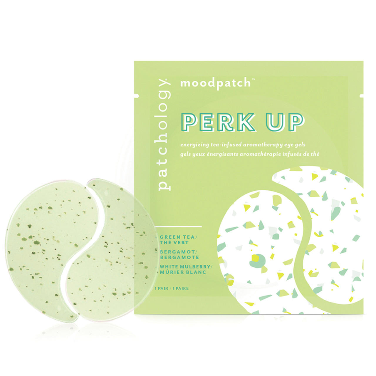 Patchology MoodPatch Perk Up Eye Gels (5-Pk)
