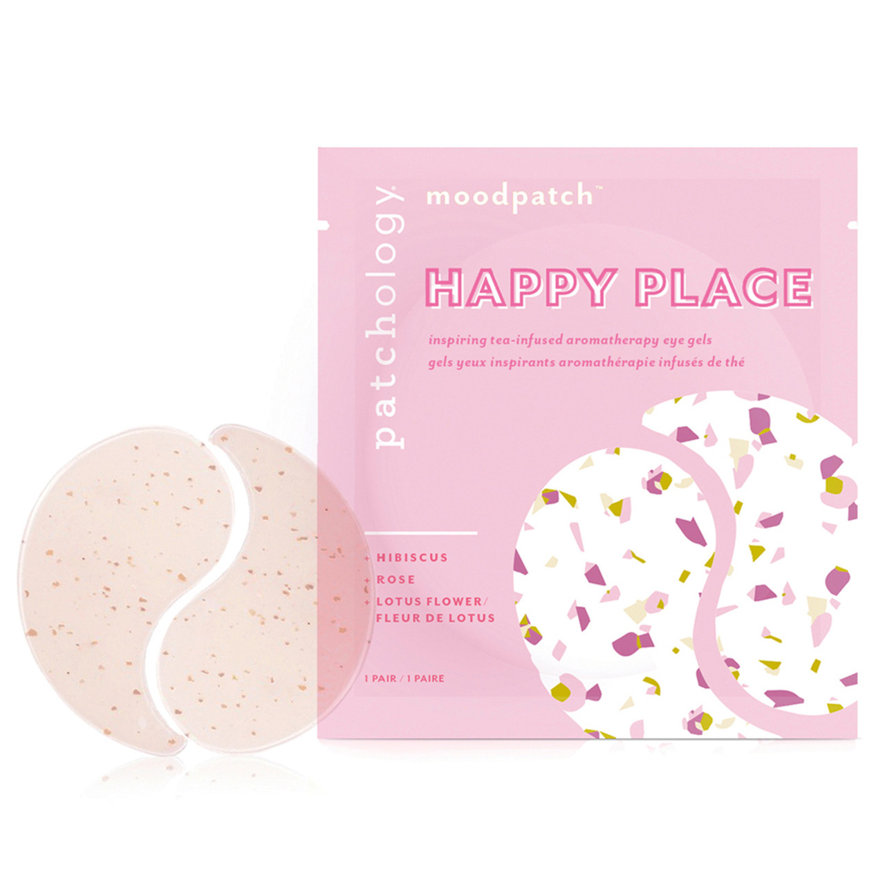 Patchology MoodPatch Happy Place Eye Gels (5-Pk)