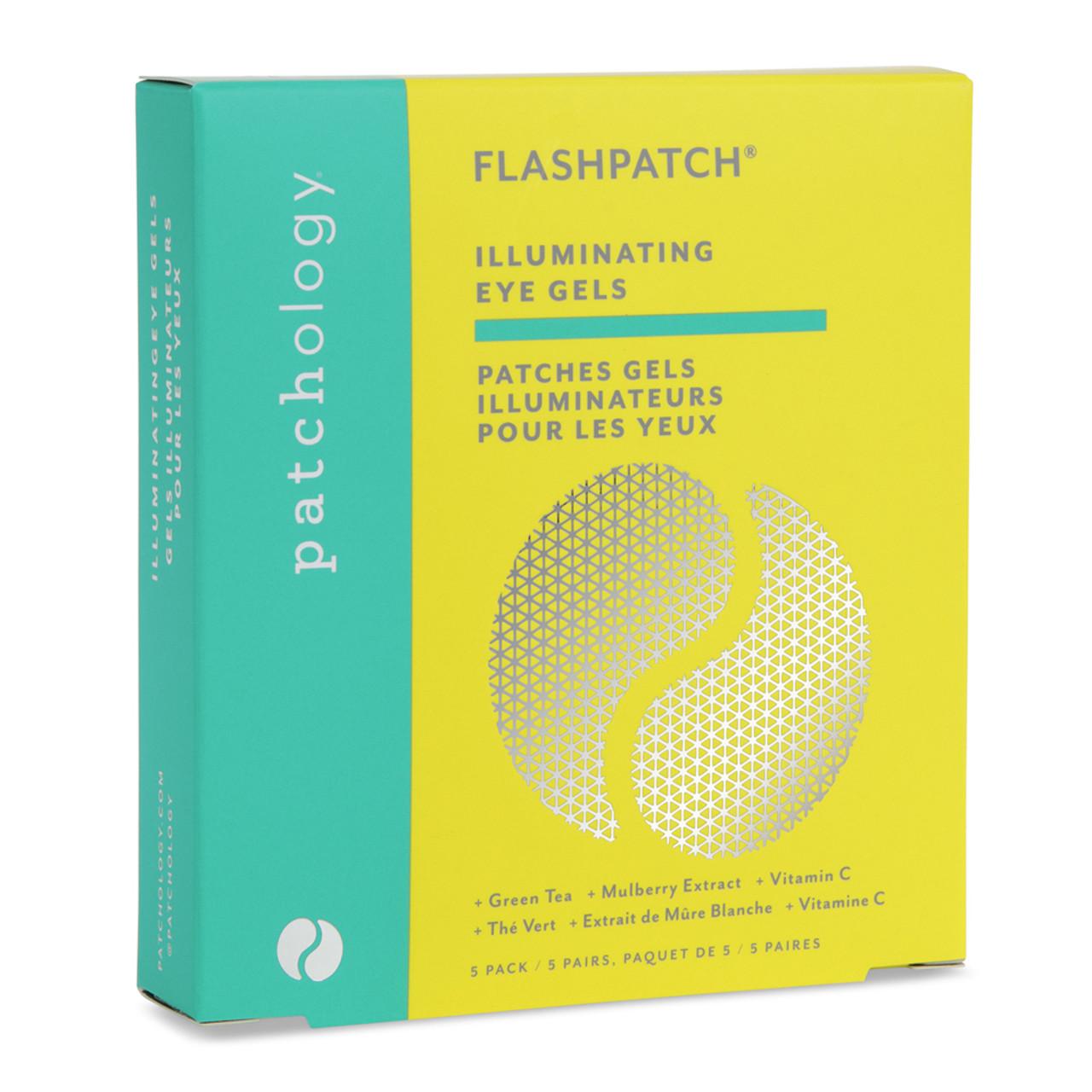 Patchology FlashPatch Illuminating Eye Gels (5 Pairs)