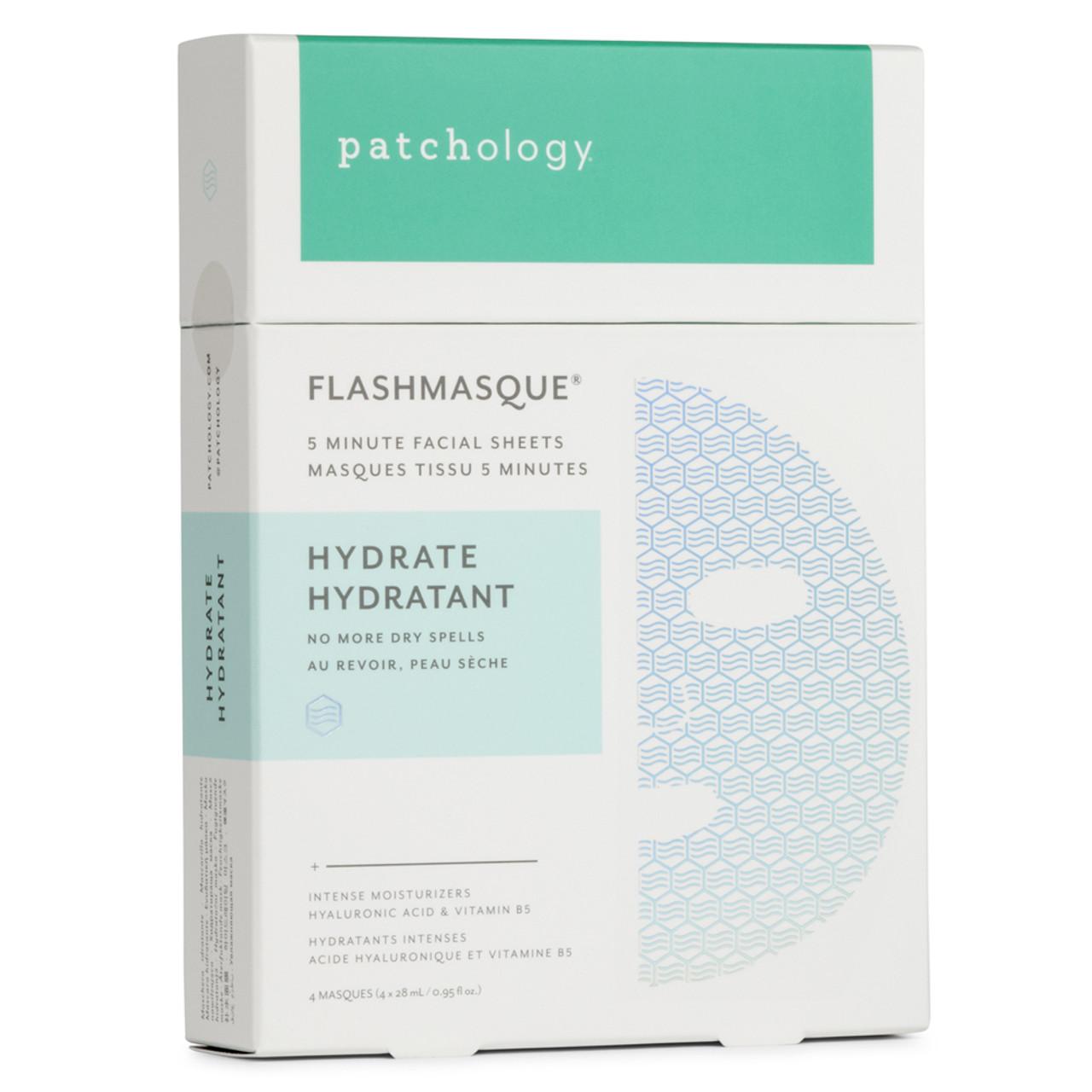 Patchology FlashMasque Hydrate (4-Pk)