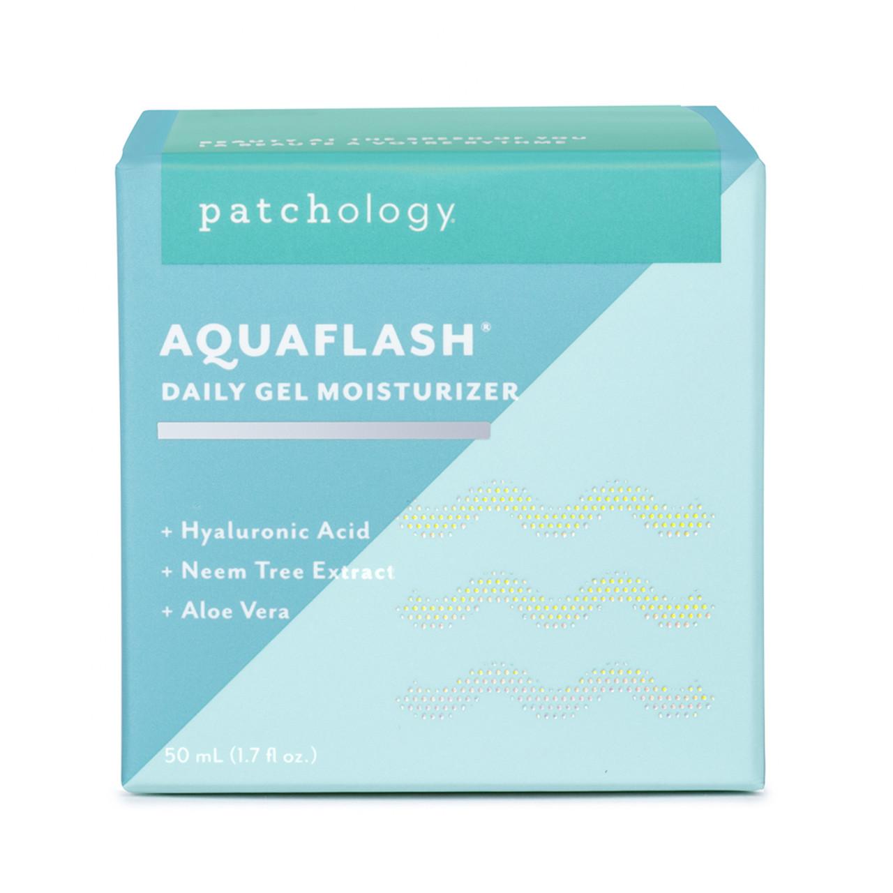 Patchology AquaFlash Daily Gel Moisturizer (discontinued) BeautifiedYou.com