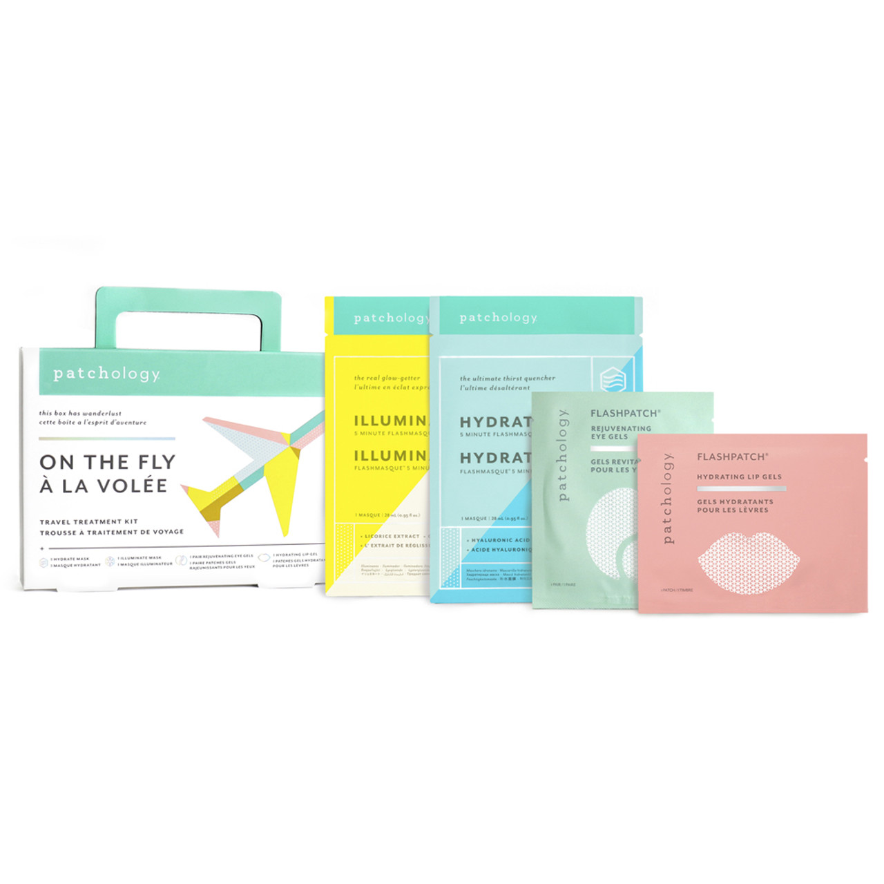 Patchology On The Fly Kit (discontinued) BeautifiedYou.com