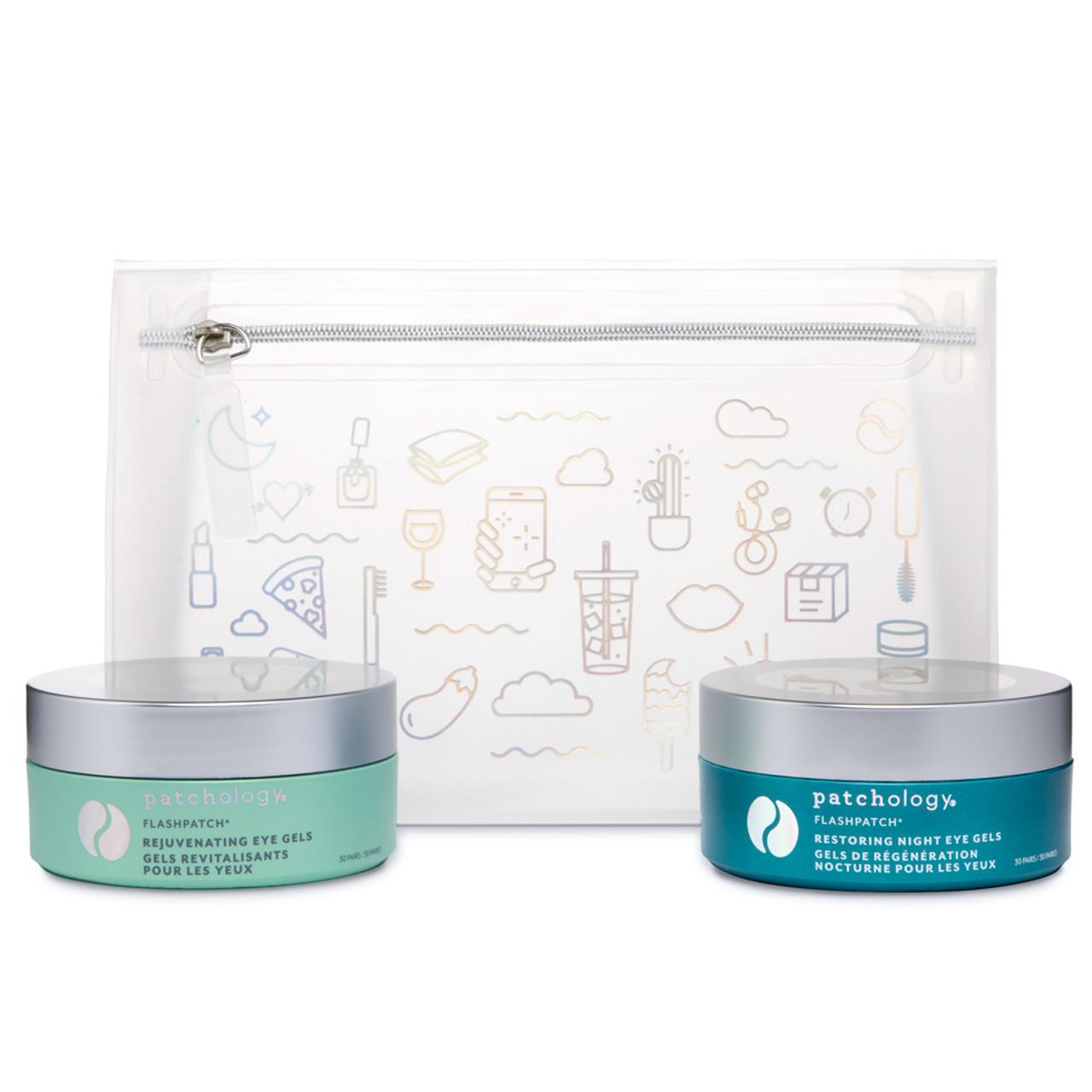 Patchology Night & Day Miracle Eye Duo Kit